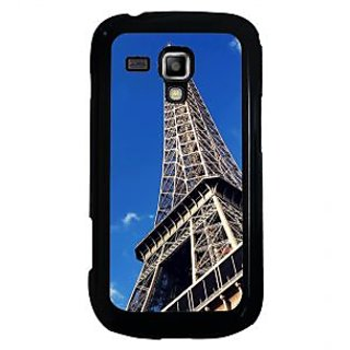 ifasho Effile Tower Back Case Cover for Samsung Galaxy S Duos S7562