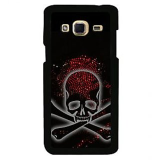ifasho Modern  Design animated skeleton Back Case Cover for Samsung Galaxy J3
