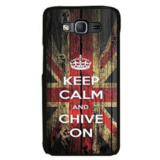 ifasho Nice Quote On Keep Calm Back Case Cover for Samsung Galaxy On 7