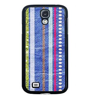 ifasho Animated Pattern colrful tribal design Back Case Cover for Samsung Galaxy S4