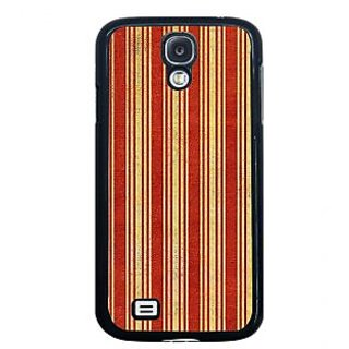 ifasho Design lines pattern Back Case Cover for Samsung Galaxy S4