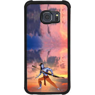 ifasho Lord Rama Back Case Cover for Samsung Galaxy S6