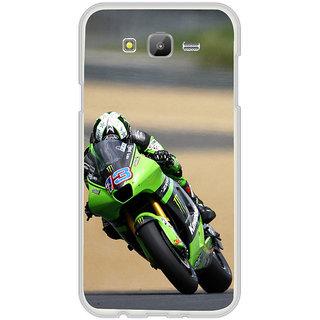 ifasho Sports Bike Back Case Cover for Samsung Galaxy J7