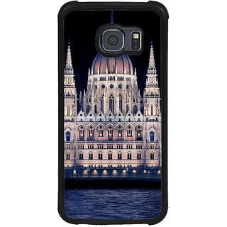 ifasho Victoria palace Back Case Cover for Samsung Galaxy S6 Edge