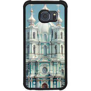 ifasho Historic Place Back Case Cover for Samsung Galaxy S6 Edge