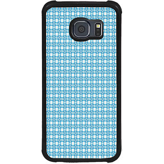 ifasho Modern Art Design animated cloth Pattern Back Case Cover for Samsung Galaxy S6