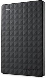Seagate Expansion  2 TB External Hard Drive (Black)
