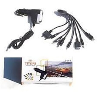 Carpoint 9 in 1 Car Charger
