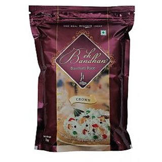 Ek Bandhan Crown Rice Bag - 1 Kg