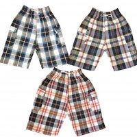MULTICOLOR SHORTS FOR KIDS (PACK OF 3)