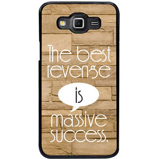 ifasho quotes on success Back Case Cover for Samsung Galaxy Grand 3