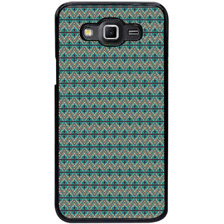 ifasho Animated Pattern of Chevron Arrows royal style Back Case Cover for Samsung Galaxy Grand 3