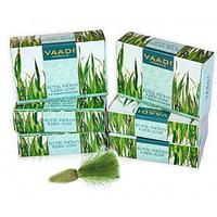 Soap - vettiver(Citronella) - Vaadi herbals pa of 6