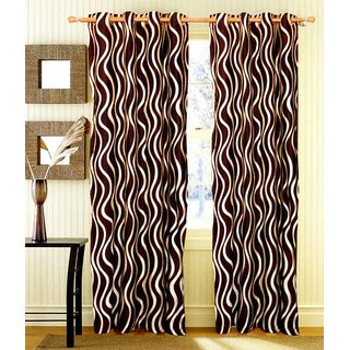 iLiv Polyster Window Curtain