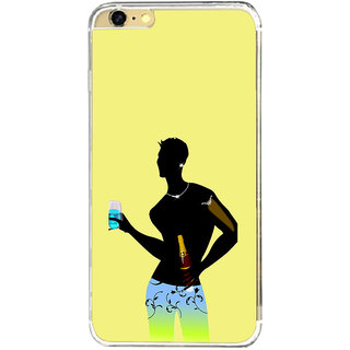 ifasho Designer boy Back Case Cover for Apple Iphone 6