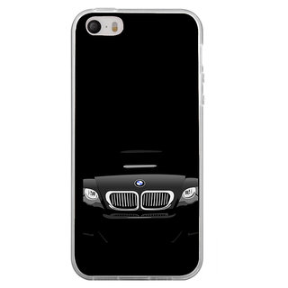 ifasho Stylish long Car Back Case Cover for Apple Iphone 4