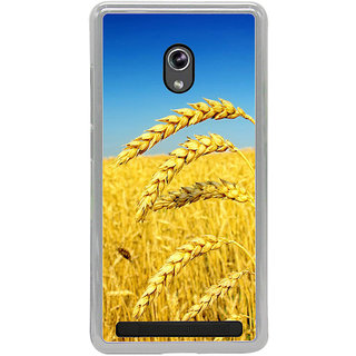 ifasho Rice grown in rice field Back Case Cover for Asus Zenfone 6