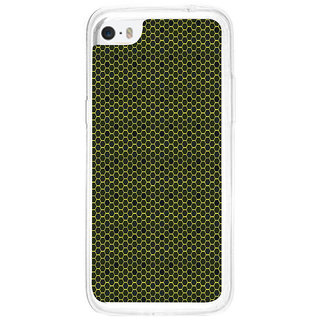 ifasho Modern Art Design Pattern honey Bee case style Back Case Cover for Apple Iphone 5C