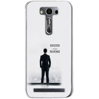 ifasho quotes on success Back Case Cover for Asus Zenfone Go