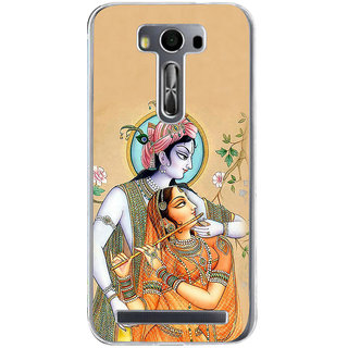 ifasho radha Krishna Back Case Cover for Asus Zenfone Go