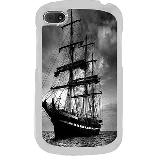 ifasho Ship in See Back Case Cover for BLACKBERRY Q10