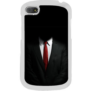 ifasho Gentle man Back Case Cover for BLACKBERRY Q10