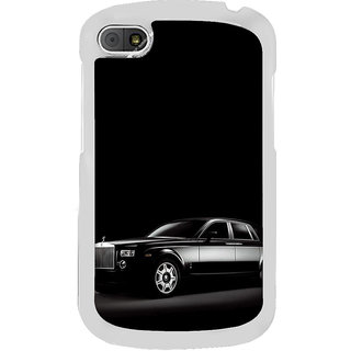 ifasho The Car Back Case Cover for BLACKBERRY Q10
