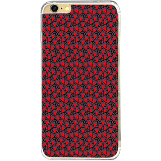 ifasho Modern Art Design Pattern with Lot Of small heart Back Case Cover for Apple Iphone 6