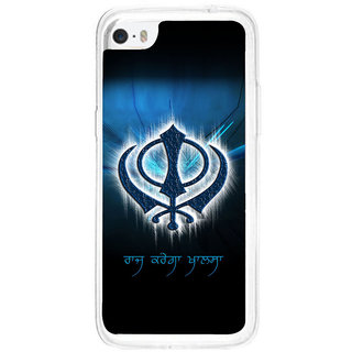 ifasho Sikh symbol Back Case Cover for Apple Iphone 5C