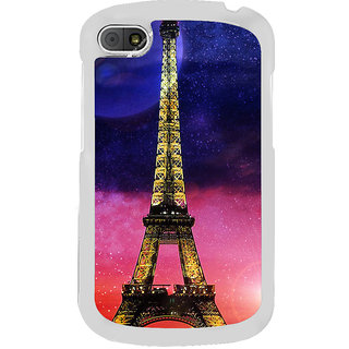 ifasho Effile Tower Back Case Cover for BLACKBERRY Q10