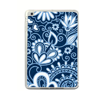 ifasho Animated Pattern design colorful flower in royal style Back Case Cover for Apple IPad Mini 4