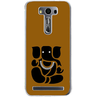 ifasho Modern Art Ganesh Back Case Cover for Asus Zenfone Selfie