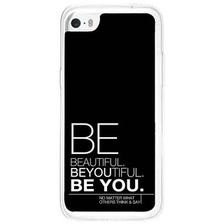 ifasho beautiful qoutes Back Case Cover for Apple Iphone 5C