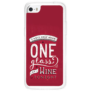 ifasho drink quotes Back Case Cover for Apple Iphone 5C