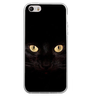 ifasho shining eyes of cat Back Case Cover for Apple Iphone 4
