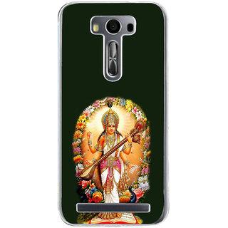 ifasho Goddess Saraswati  Back Case Cover for Asus Zenfone Selfie
