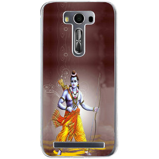 ifasho Lord Rama Back Case Cover for Asus Zenfone Selfie