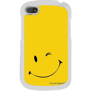ifasho You are special Back Case Cover for BLACKBERRY Q10