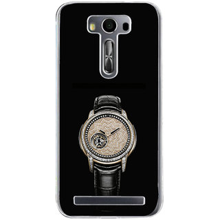 ifasho Modern Wrist watch Back Case Cover for Asus Zenfone Go