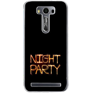 ifasho Night party Back Case Cover for Asus Zenfone Selfie