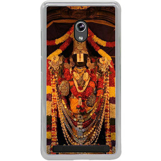 ifasho Tirupati Balaji Back Case Cover for Asus Zenfone 6