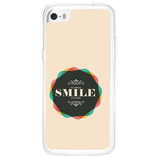 ifasho Nice Quote On beautiful Back Case Cover for Apple Iphone 5C
