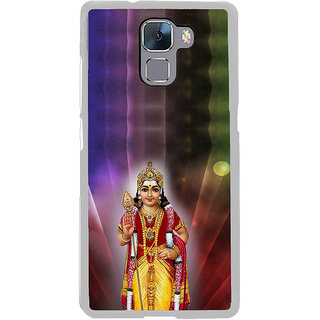 ifasho Lord Ayappa Back Case Cover for Honor 7
