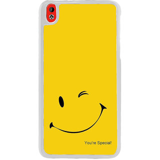 ifasho You are special Back Case Cover for HTC Desire 816