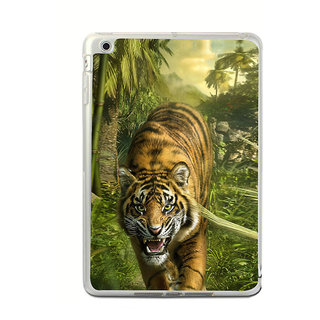 ifasho Angry Tiger  Back Case Cover for Apple IPad Mini 4