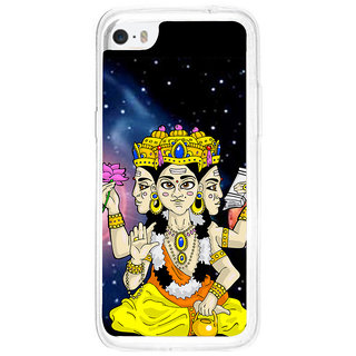 ifasho Lord Brahma Back Case Cover for Apple Iphone 5C