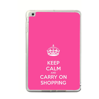 ifasho Nice Quote On Keep Calm Back Case Cover for Apple IPad Mini 4