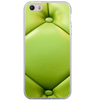 ifasho leather pattern sofa style Back Case Cover for Apple Iphone 4