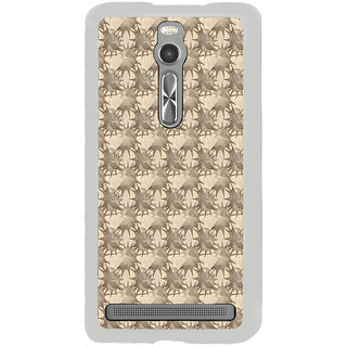 ifasho Modern Art Design animated cloth Pattern of star Back Case Cover for Asus Zenfone 2