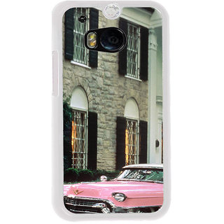 ifasho Latest Car at home Back Case Cover for HTC One M8